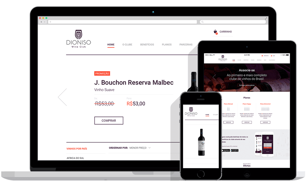 Dioniso Wine Club